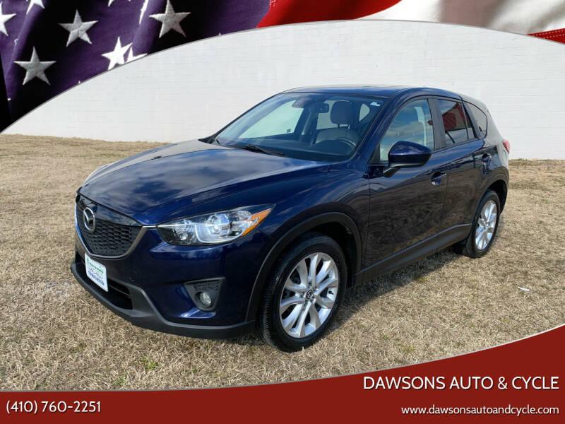 2014 Mazda CX-5 for sale at Dawsons Auto & Cycle in Glen Burnie MD