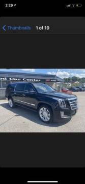 2020 Cadillac Escalade ESV for sale at BUDGET AUTOS OF LAKE NORMAN in Mooresville NC