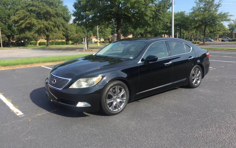 2007 Lexus LS 460 for sale at Alex's Auto Sales in Virginia Beach VA