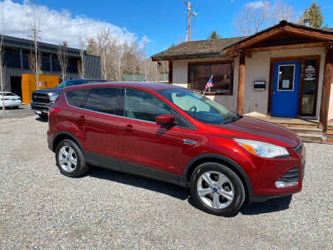 2014 Ford Escape for sale at Sawtooth Auto Sales in Hailey ID
