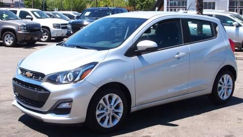 2021 Chevrolet Spark for sale at Okaidi Auto Sales in Sacramento CA