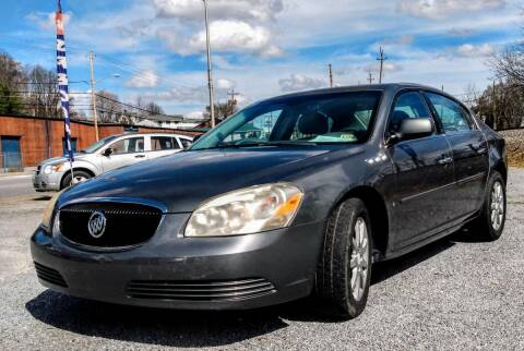 2008 Buick Lucerne for sale at Abingdon Auto Specialist Inc. in Abingdon VA