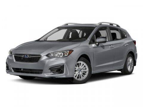 2018 Subaru Impreza for sale at Auto Finance of Raleigh in Raleigh NC