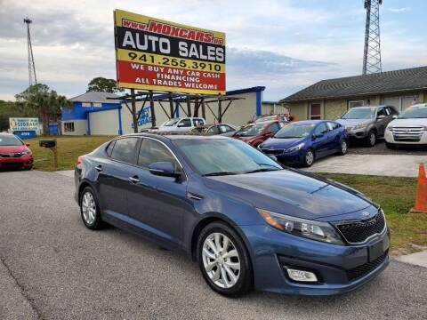 2015 Kia Optima for sale at Mox Motors in Port Charlotte FL