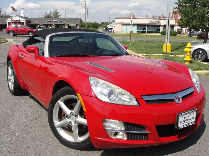 2008 Saturn SKY for sale at Perfect Auto in Manassas VA