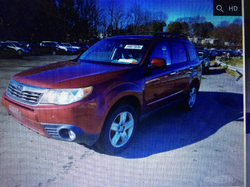 2010 Subaru Forester for sale at SOUTH VALLEY AUTO in Torrington CT