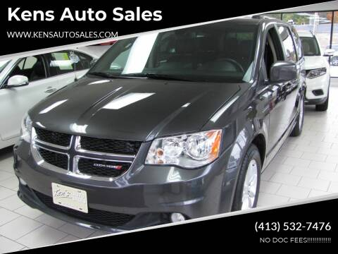 2019 Dodge Grand Caravan for sale at Kens Auto Sales in Holyoke MA