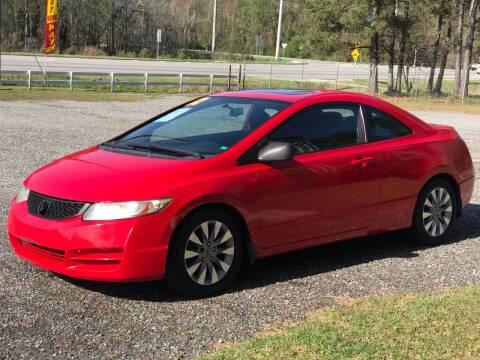 2011 Honda Civic for sale at 912 Auto Sales in Douglas GA
