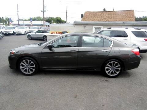2015 Honda Accord for sale at American Auto Group Now in Maple Shade NJ