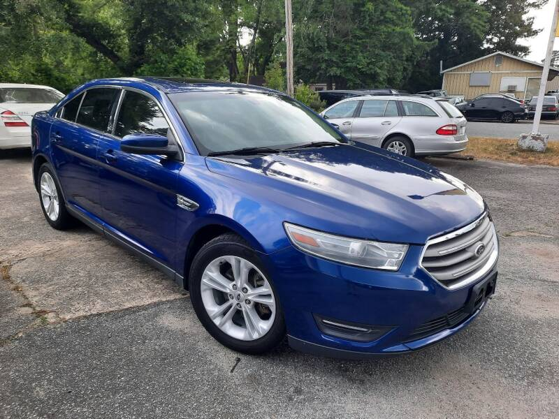 2014 Ford Taurus for sale at PIRATE AUTO SALES in Greenville NC
