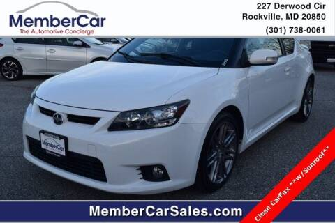 2013 Scion tC for sale at MemberCar in Rockville MD