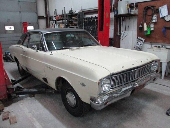 1966 Ford Falcon for sale in Cadillac, MI