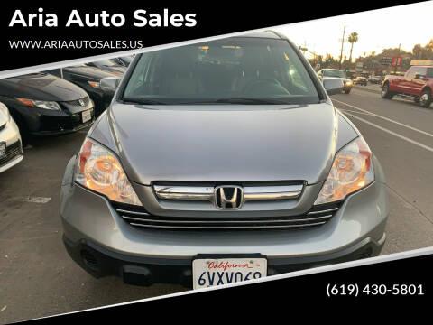 2007 Honda CR-V for sale at Aria Auto Sales in El Cajon CA