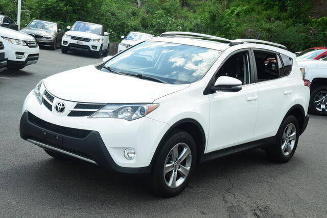 2015 Toyota RAV4 for sale at Automall Collection in Peabody MA