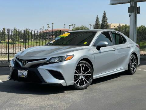 2018 Toyota Camry for sale at Autodealz of Fresno in Fresno CA
