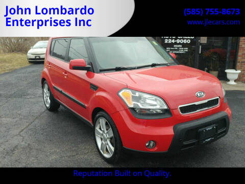 2011 Kia Soul for sale at John Lombardo Enterprises Inc in Rochester NY