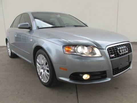 2008 Audi A4 for sale at QUALITY MOTORCARS in Richmond TX