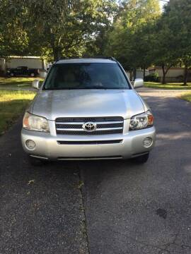 2007 Toyota Highlander Hybrid for sale at Speed Auto Mall in Greensboro NC