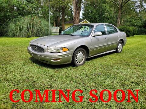 2005 Buick LeSabre for sale at Lewis Motors LLC in Deridder LA