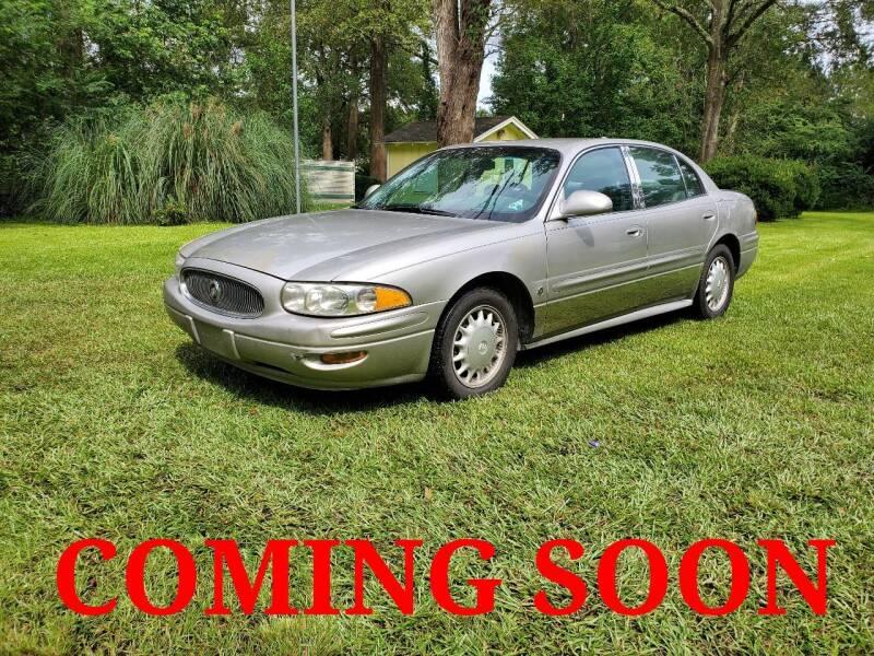 2005 Buick LeSabre for sale at Lewis Motors LLC in Deridder LA