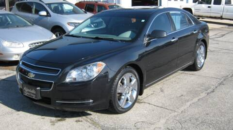 2012 Chevrolet Malibu for sale at Affordable Automotive Center in Frankfort IN