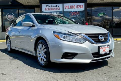 2016 Nissan Altima for sale at Michaels Auto Plaza in East Greenbush NY