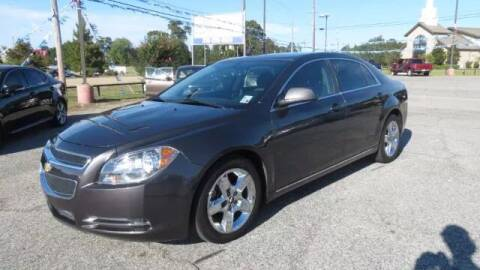 2010 Chevrolet Malibu for sale at Minden Autoplex in Minden LA