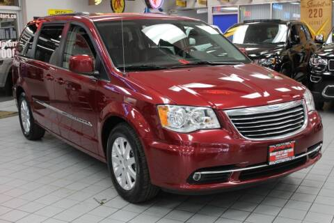 2016 Chrysler Town and Country for sale at Windy City Motors in Chicago IL