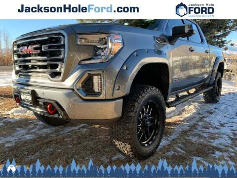 2020 GMC Sierra 1500 for sale at Jackson Hole Ford of Alpine in Alpine WY