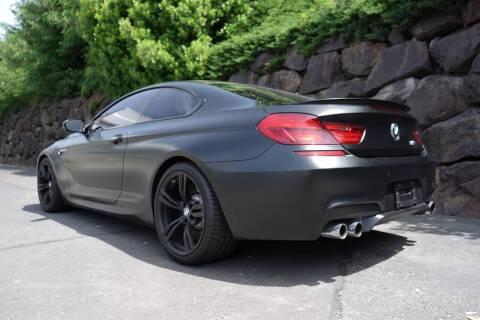2016 BMW M6 for sale at Zadart in Bellevue WA