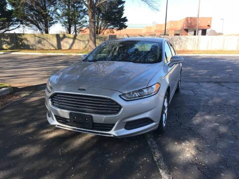 2013 Ford Fusion for sale at Coastal Automotive in Virginia Beach VA