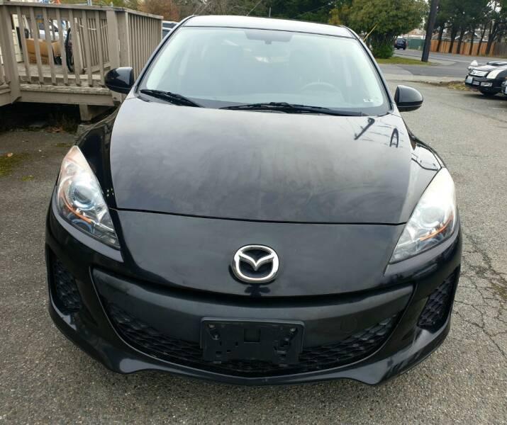 2013 Mazda MAZDA3 for sale at Life Auto Sales in Tacoma WA