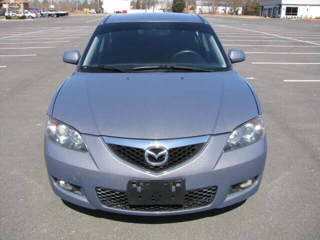 2008 Mazda MAZDA3 for sale at Iron Horse Auto Sales in Sewell NJ