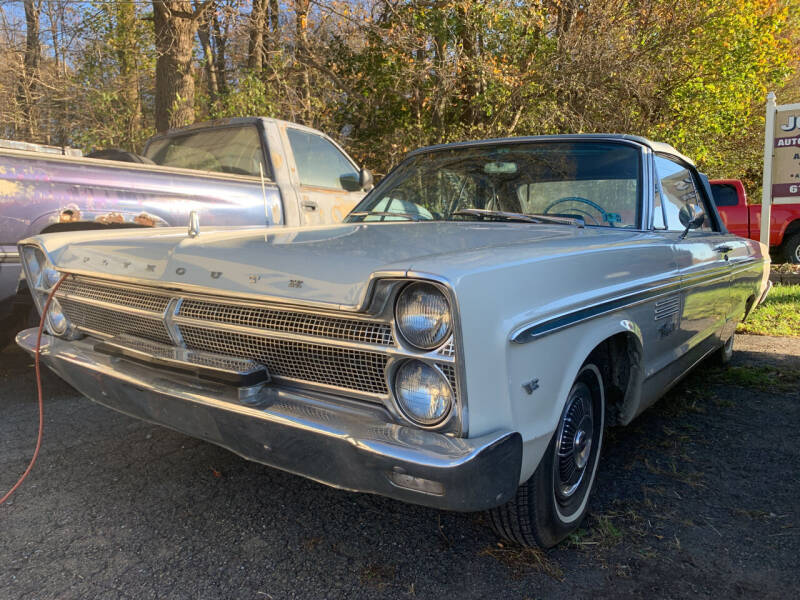 1965 Plymouth Fury for sale at Waltz Sales LLC in Gap PA