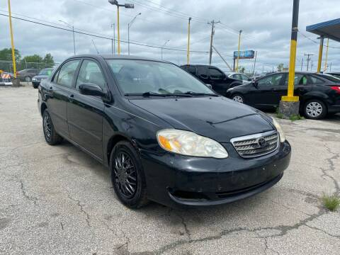 2006 Toyota Corolla for sale at Xtreme Auto Mart LLC in Kansas City MO