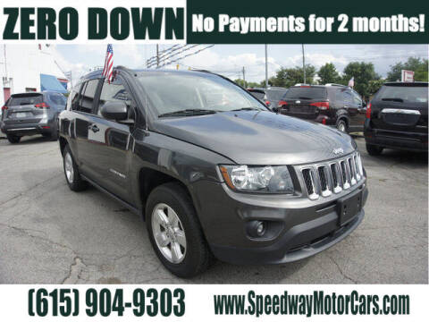 2014 Jeep Compass for sale at Speedway Motors in Murfreesboro TN