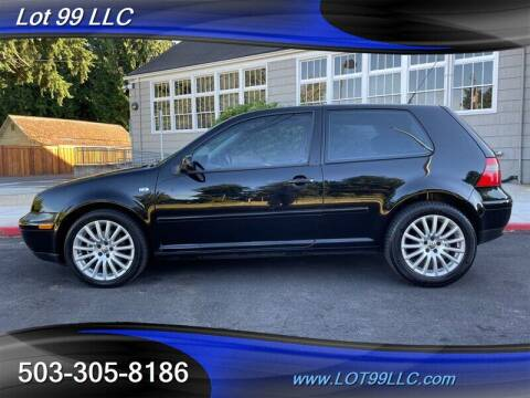2005 Volkswagen GTI for sale at LOT 99 LLC in Milwaukie OR