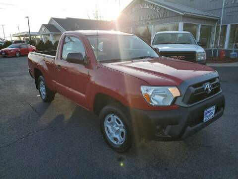 2012 Toyota Tacoma for sale at Empire Alliance Inc. in West Coxsackie NY