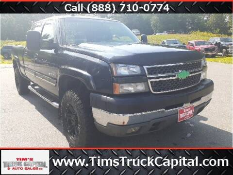 2005 Chevrolet Silverado 2500HD for sale at TTC AUTO OUTLET/TIM'S TRUCK CAPITAL & AUTO SALES INC ANNEX in Epsom NH