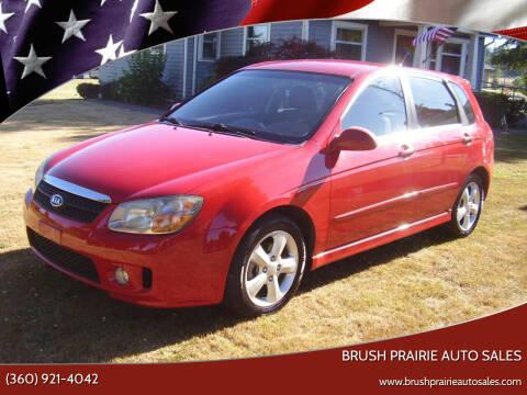 2007 Kia Spectra for sale at Brush Prairie Auto Sales in Battle Ground WA