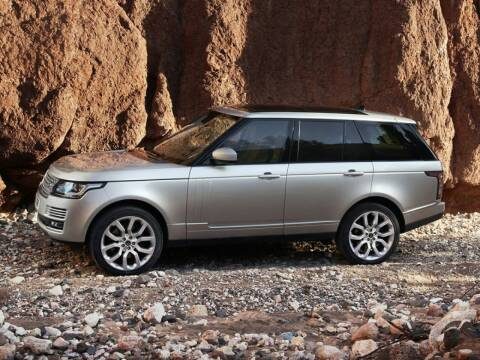 2015 Land Rover Range Rover for sale at BMW OF NEWPORT in Middletown RI