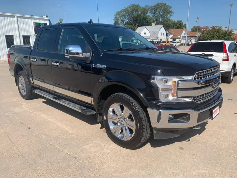 2018 Ford F-150 for sale at Spady Used Cars in Holdrege NE