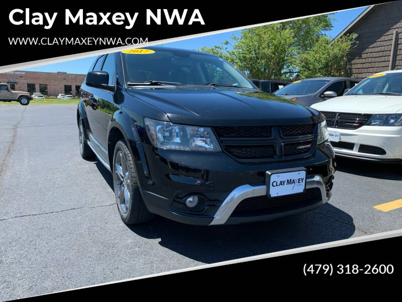 2017 Dodge Journey for sale at Clay Maxey NWA in Springdale AR