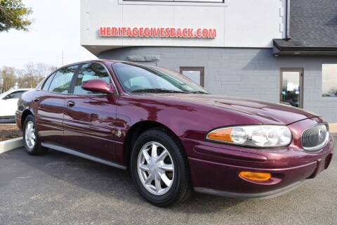 2003 Buick LeSabre for sale at Heritage Automotive Sales in Columbus in Columbus IN