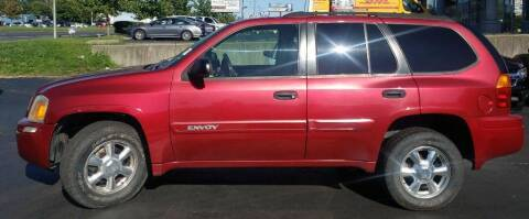 2004 GMC Envoy for sale at Rayyan Auto Sales LLC in Lexington KY