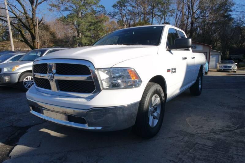 2014 RAM Ram Pickup 1500 for sale at E-Motorworks in Roswell GA