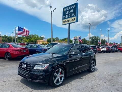 2013 Audi Q5 for sale at Michaels Autos in Orlando FL