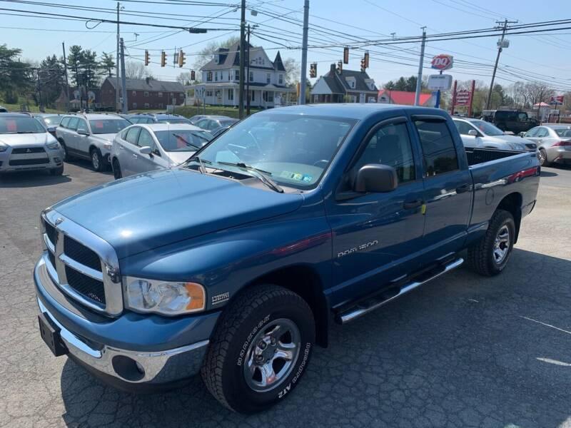 2005 Dodge Ram Pickup 1500 for sale at Masic Motors, Inc. in Harrisburg PA