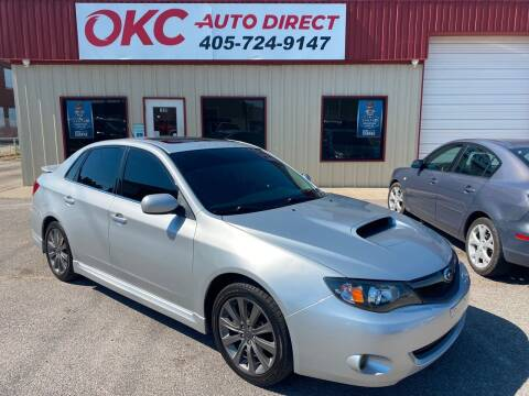 2009 Subaru Impreza for sale at OKC Auto Direct in Oklahoma City OK