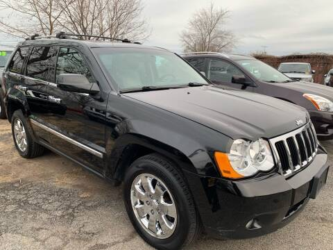 2010 Jeep Grand Cherokee for sale at TD MOTOR LEASING LLC in Staten Island NY
